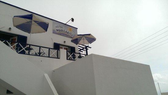 Margarita Hotel: отель