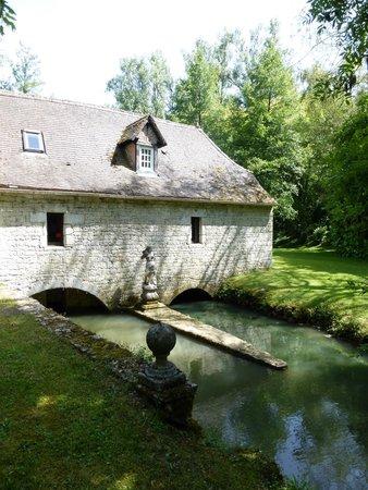 Moulin de Fresquet : Grounds