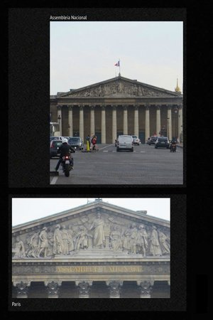Assemblee Nationale: Assembleia Nacional, Paris