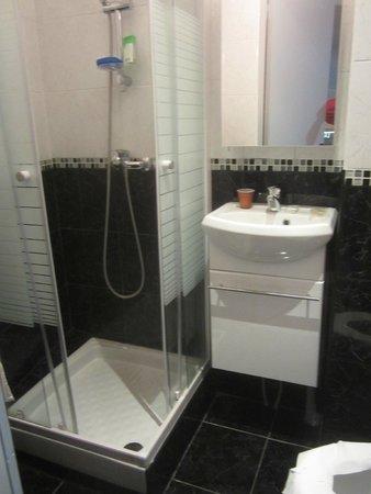 Hipotel Gambetta: Туалетная комната в номере