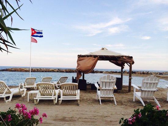 Vista mare foto di ristorante la scogliera riva ligure for Ristorante la vista