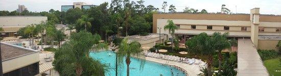 Hilton Orlando Lake Buena Vista - Disney Springs™ Area : Room 476