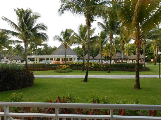 Grand Bahia Principe Coba : our view from our room