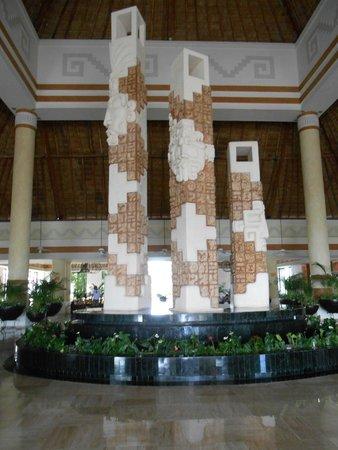 Grand Bahia Principe Coba : coba lobby