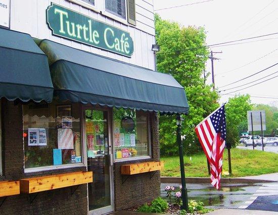 Turtle Cafe Storefront