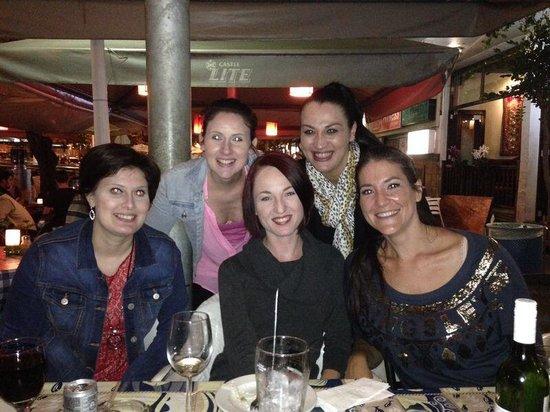 Luigi's Italian Restaurant: Great food! Best in Durban