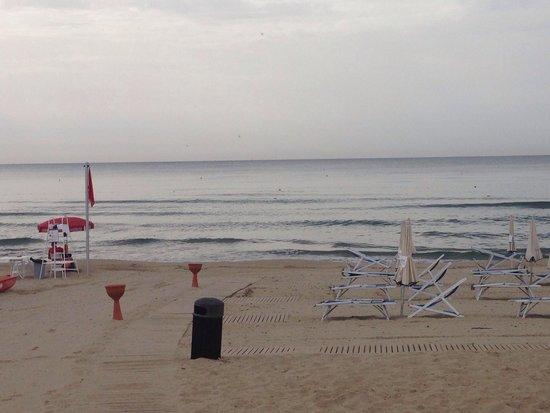 Calane Hotel Village: Spiaggia calane