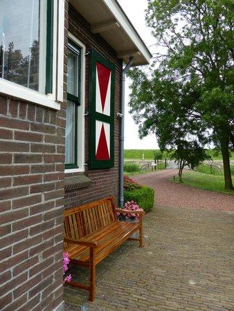 Op de Horsten: La propriété