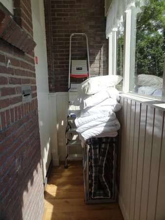 Op de Horsten: Le couloir