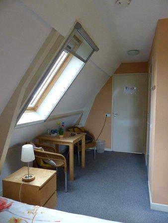 Op de Horsten: La chambre