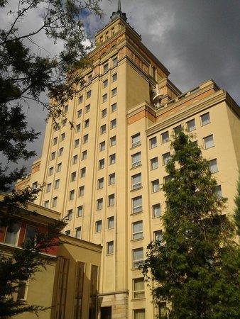 Hotel International Prague: Imposant