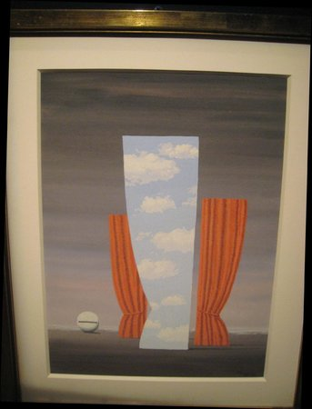Musee Magritte Museum - Royal Museums of Fine Arts of Belgium : Captivating