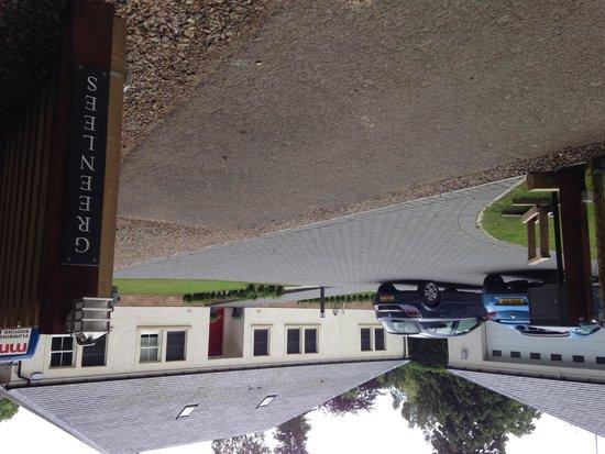 Greenlees Lodge: The lodge