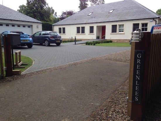 Greenlees Lodge : The lodge