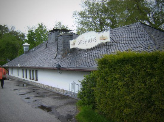 Diessen, Tyskland: Das SEEHAUS in Riederau