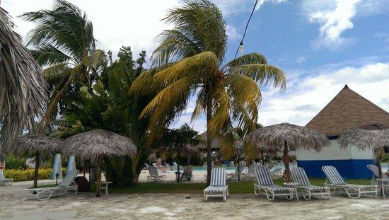 Hotel Playa Costa Verde: main reception