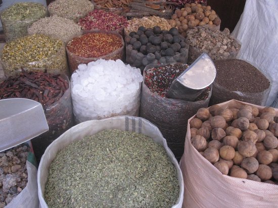 Dubai Spice Souk: Des épices