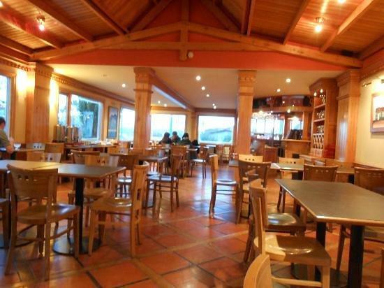 Hostal Del Bosque Apart Hotel: Restaurante