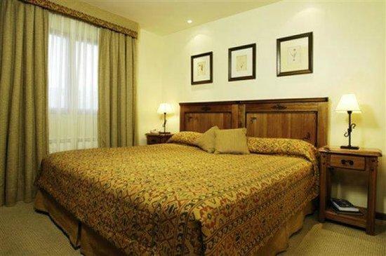 Hostal Del Bosque Apart Hotel: Suite