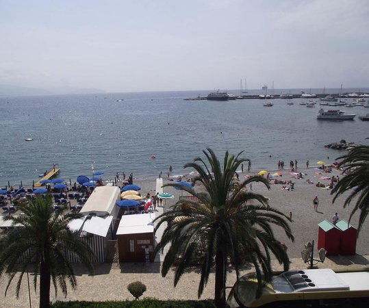 Lido Palace Hotel: Excellent View from room
