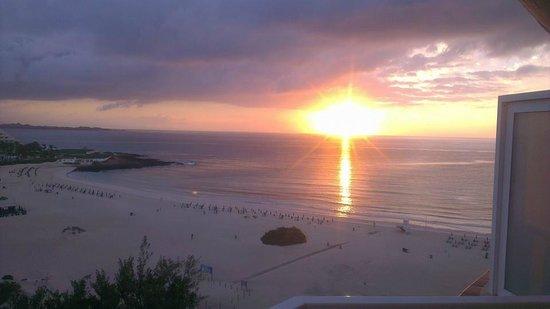 ClubHotel Riu Oliva Beach Resort: Sonnenaufgang