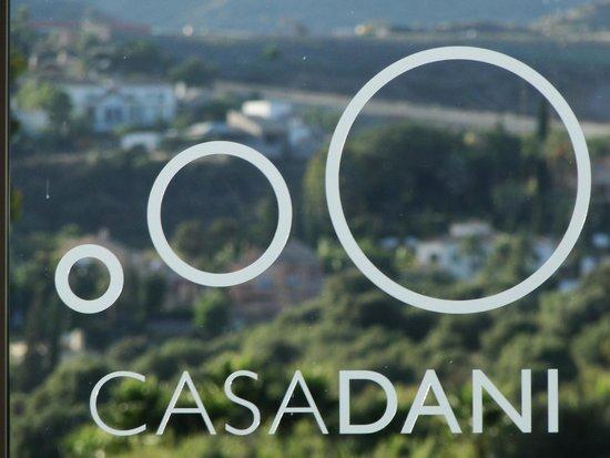 Restaurante CASA DANI: Vistas desde el salón