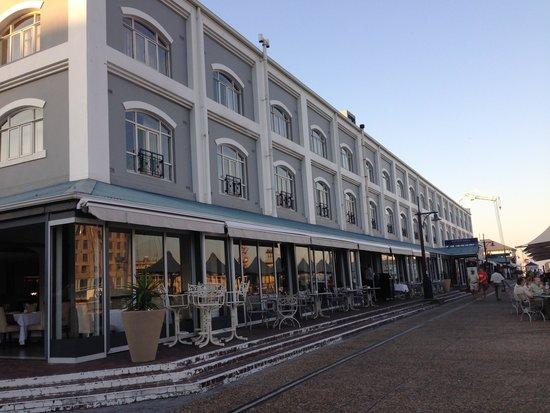 Victoria & Alfred Hotel: O Hotel