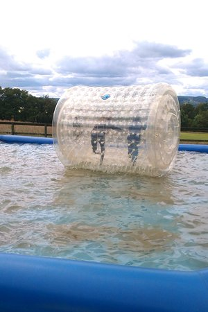 Crieff Hydro Hotel and Resort: hysterical water walker