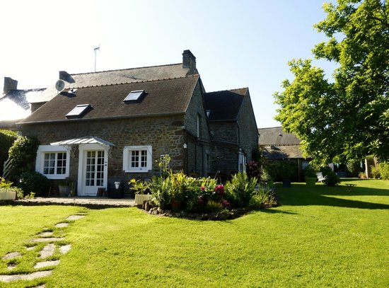 La Châtaigneraie: La Chataigneraie - main house
