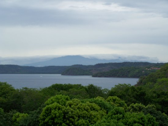Occidental Papagayo - Adults only: From Balcony, bay and volcano's in background