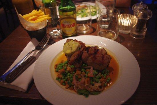 Cote Brasserie - Guildford: Braciole di agnello grigliate