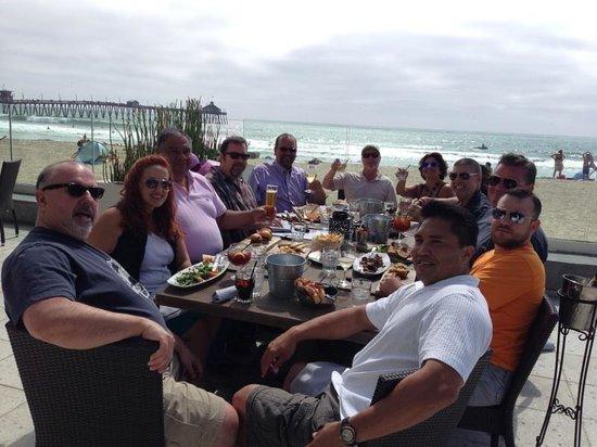 SEA 180 Coastal Tavern: On the Patio Sea 180
