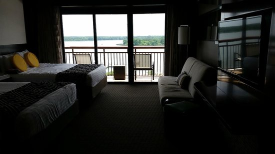Disney's Contemporary Resort: lovely room