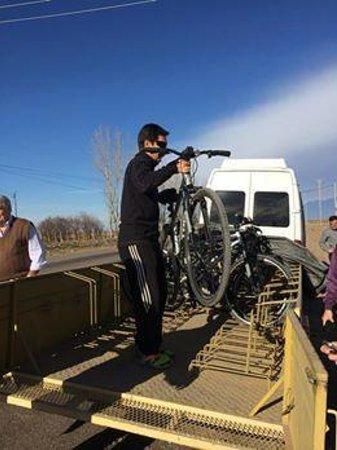 Mendoza Wine Bike Tour: Preparativos