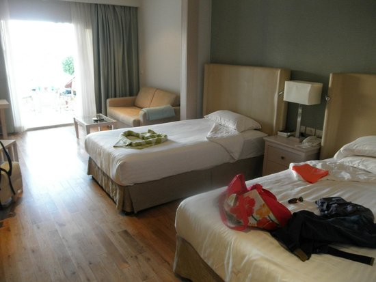 Old Palace Resort: Chalet room