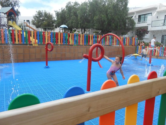 Hotel THB Flora: Splash Park