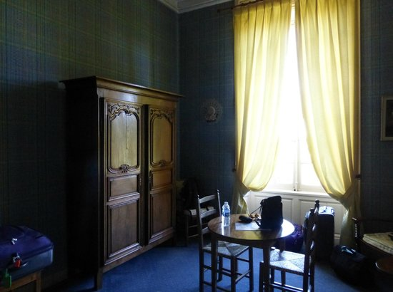 Chateau de Vouilly : Large room