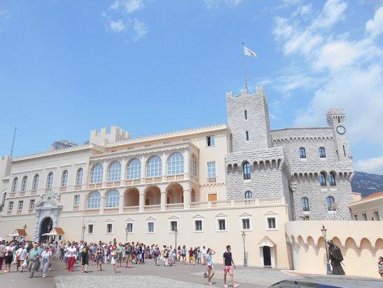 Prince's Palace (Palais du Prince) : Le Palais Princier