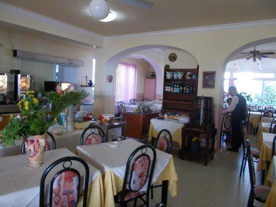 Gemma Hotel : Ресторан отеля