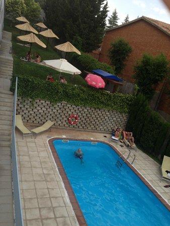 Eurostars Toledo: Pool