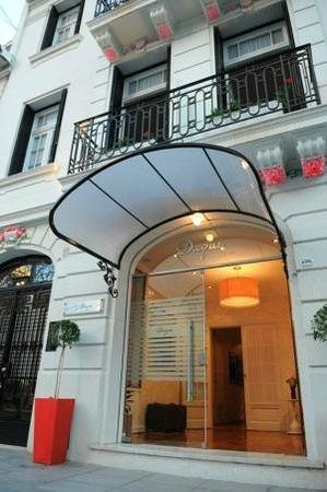 Duque Hotel Boutique & Spa: Entrada