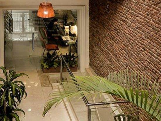 Duque Hotel Boutique & Spa: Interior charmoso