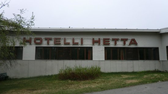 Lapland Hotel Hetta: Hotel