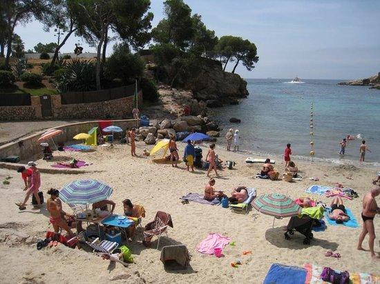 Hotel HSM Maria Luisa : notre plage