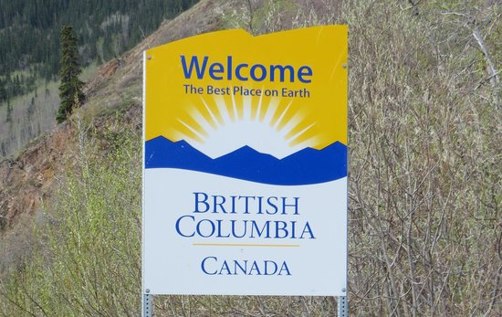 Dyea Dave Tours : BC welcome