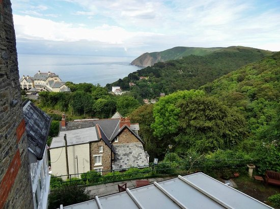 Highcliffe House: View