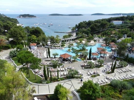 Amfora Hvar Grand Beach Resort: amfora