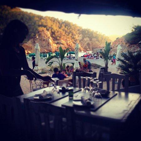 Elements Ibiza Beach Restaurant: Benirras
