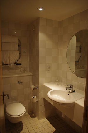 Holiday Inn Guildford: Il bagno