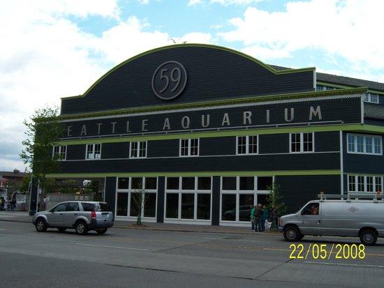 Seattle Aquarium : SA6
